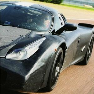 Ferrari F70 - Teaser image