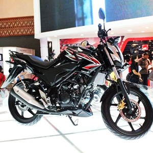 2013 Honda CB150R Streetfire