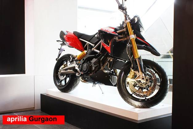 Moto Guzzi showroom in Gurgaon - 003