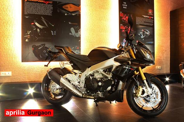 Moto Guzzi showroom in Gurgaon - 004