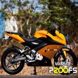 Bajaj Pulsar 200FS