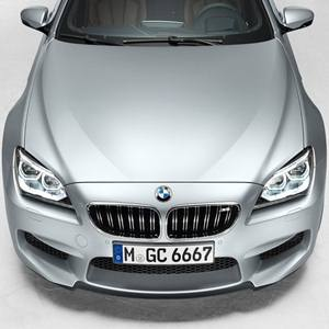 2014 BMW M6 Gran Coupe unveiled