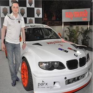 Gautham Singhania to launch India's first drifting car