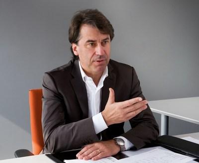 KTM's CEO Stefan Pierer