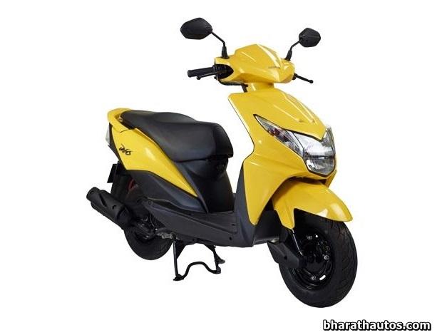 2013 Honda Dio