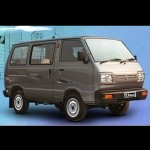 2013 Maruti Omni limited edition