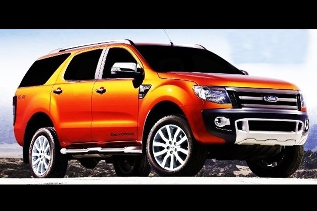 2013 Ford Endeavour