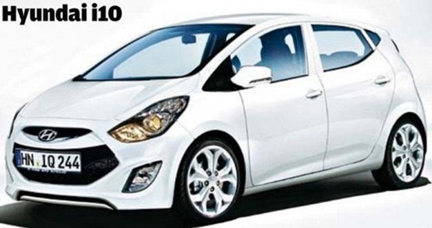 Hyundai I10 New Model