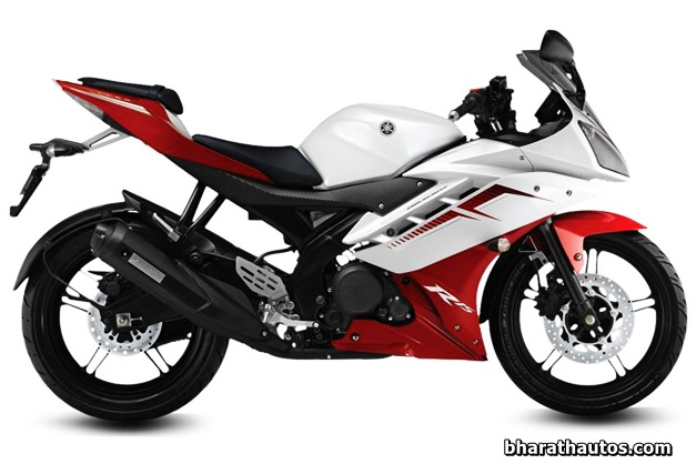 New Yamaha R15 V2.0 - Raring Red