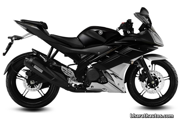 New Yamaha R15 V2.0 - Invincible Black