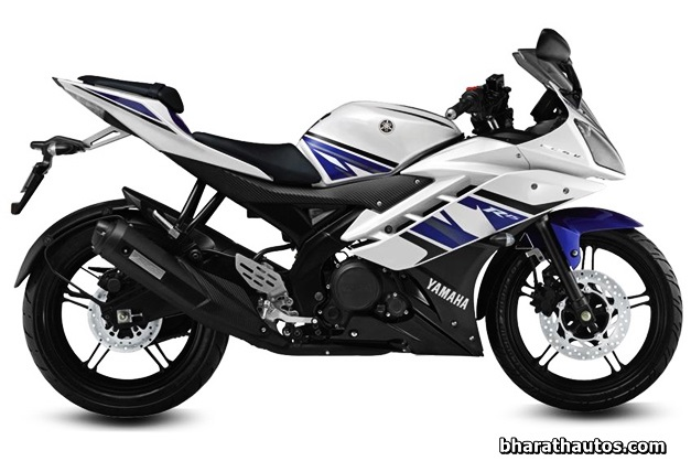 New Yamaha R15 V2.0 - Racing Blue