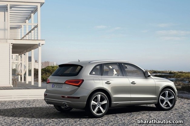 2013 audi q5 launched in india at rs lakh. Black Bedroom Furniture Sets. Home Design Ideas