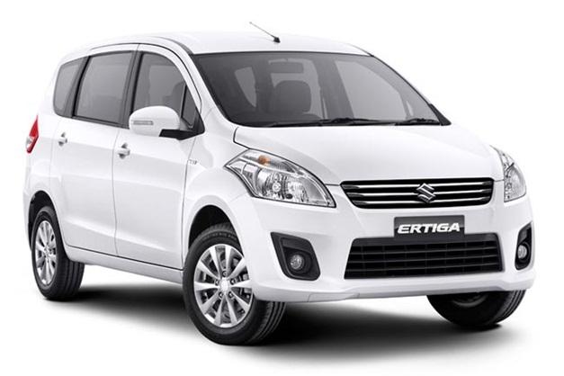 Suzuki Ertiga Gets A Mild Facelift In Indonesia