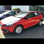 2013 Volvo V40 Cross Country Crossover