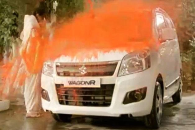 2013 Maruti Wagon-R facelift - FrontView