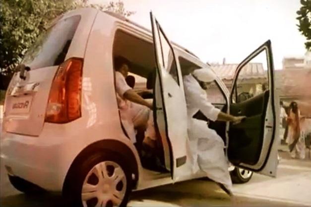 2013 Maruti Wagon-R facelift - RearView