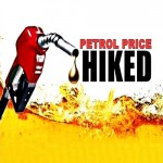 Petrol prices increased by 35 paise