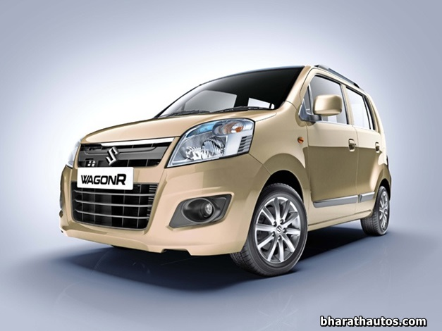 2013 Maruti Suzuki Wagon-R - 001