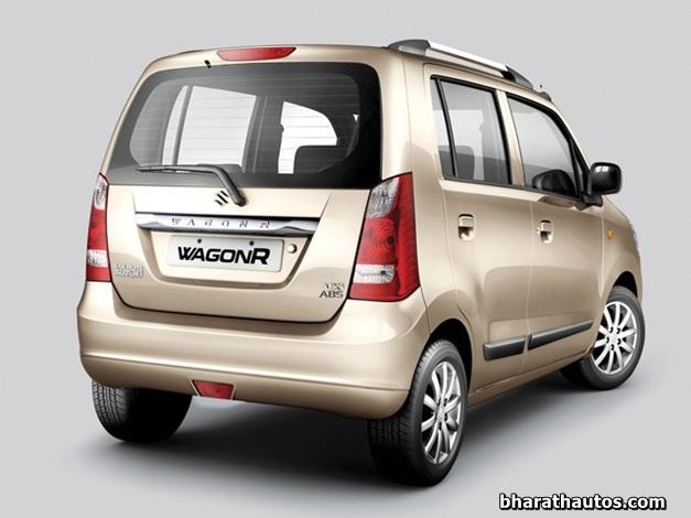 2013 Maruti Suzuki Wagon-R - 002