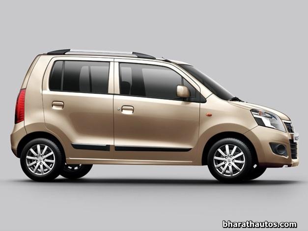2013 Maruti Suzuki Wagon-R - 003