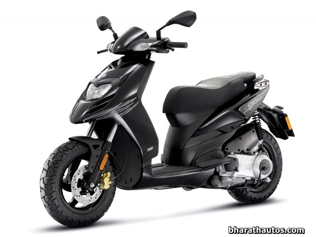 Piaggio to unveil its next beauty, Typhoon 150cc scooter in India