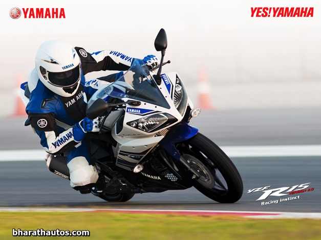 New Yamaha R15 V2.0 - Wallpaper002