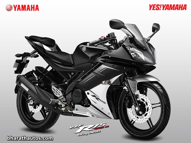 Yamaha R15 V2.0 launched in 4 attractive new colors
