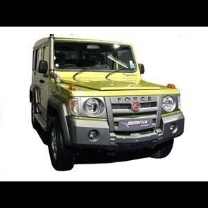 2013 Force Gurkha SUV