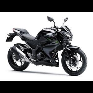 2013 Kawasaki Z250 StreetFighter