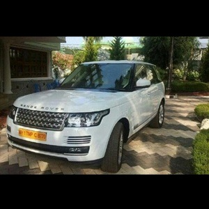 Kerala's first 2013 Range Rover