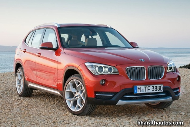 2013 bmw x1 new model launched in india at rs lakh. Black Bedroom Furniture Sets. Home Design Ideas