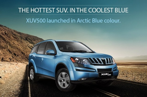 mahindra xuv500 was first launched in 2011 in india with six color