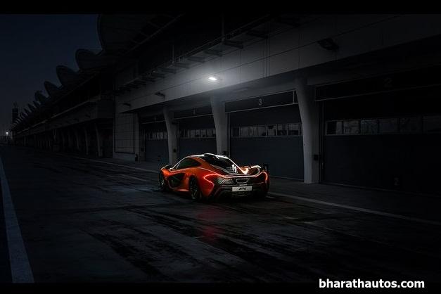 McLaren P1 supercar - 006