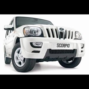 Mahindra Scorpio SLE 4X4