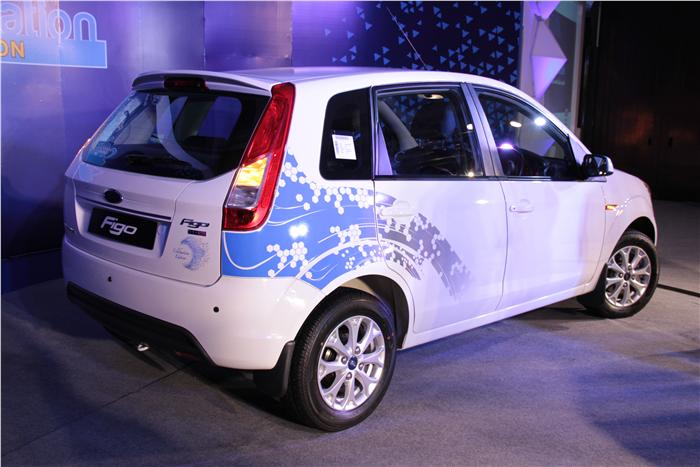 Ford Launches Celebration Edition Of Figo