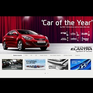 Hyundai Motor India opens New Integrated Website