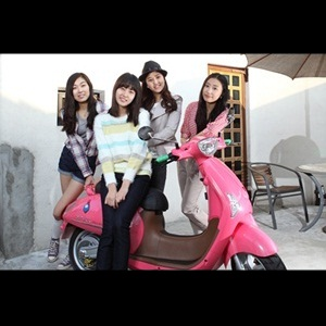Hyosung ST-E3/EVA electric scooter