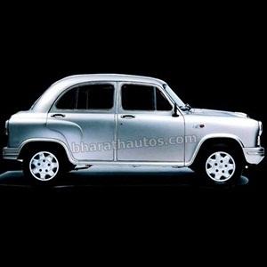 HM Ambassador hatchback version