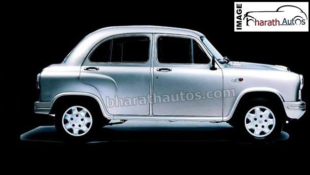 Photo Rendering Hindustan Motors To Unveil Ambassador