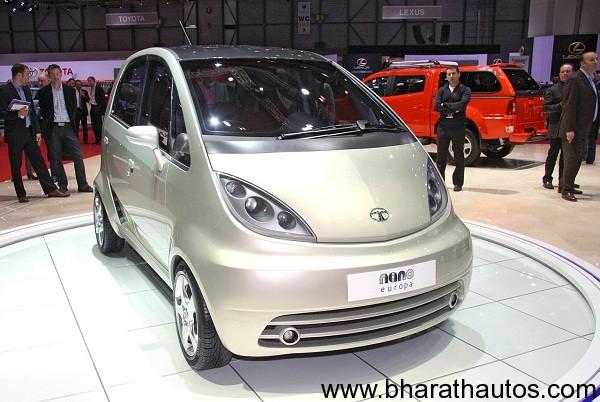 Geneva Show to be low key for Tata Motors