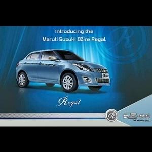 2013 Maruti DZire Regal Special edition