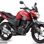 2013 Yamaha FZ-S - Raging Red