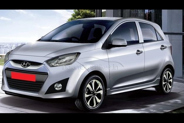 all-new 2014 Hyundai i10 hatchback - 001