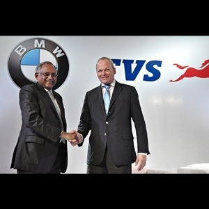 TVS-BMW join hands to develop sub-500cc bikes