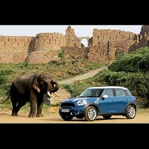 BMW starts production of MINI Countryman in India