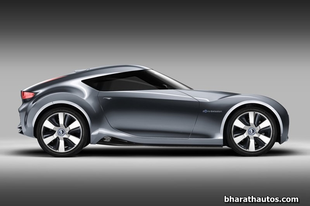 nissan to unveil a sub 370z electric sports car at 2013