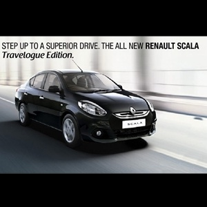 2013 Renault Scala Travelogue Edition