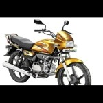 Hero Splendor Pro Gold Special Edition