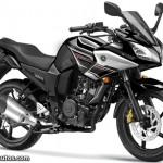 2013 Yamaha Fazer - Milestone Black