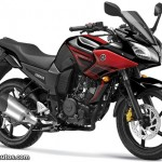 2013 Yamaha Fazer - Streak Red